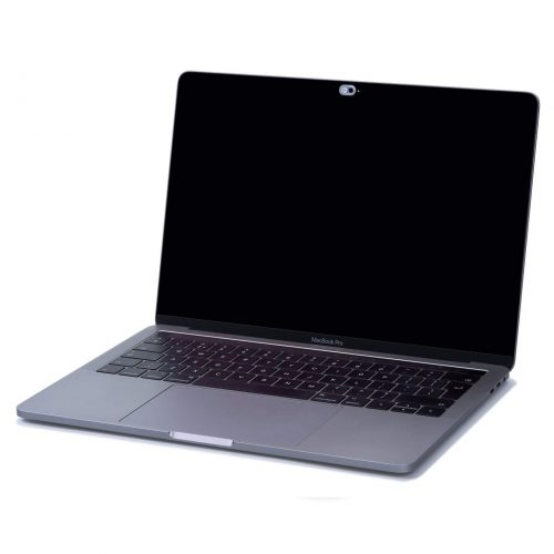 Webcam Cover Silver Macbook
